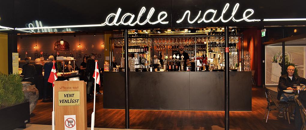 13 Dalle Valle- og Cafe A-spisesteder er konkurs