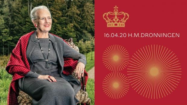 Dronningen aflyser fødselsdagsfejring