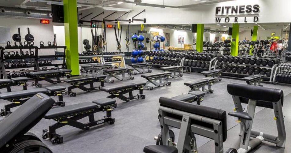 Fitnesscentre er lukket til 10. maj 2020