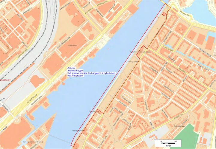 Opdateret 1/5-20: Opholdsforbud på Islands Brygge forlænges ikke