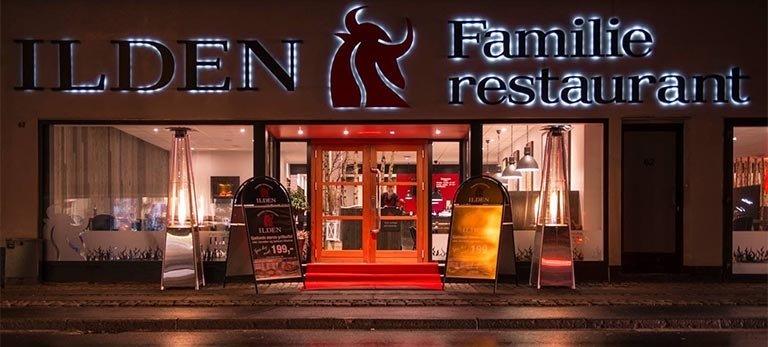 Restaurant Ilden ramt af konkurs