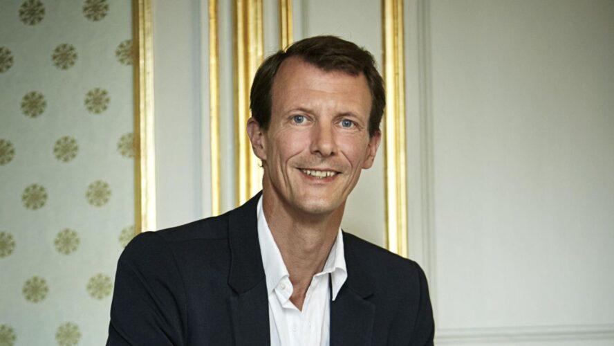 H.K.H. Prins Joachim indlagt i Frankrig