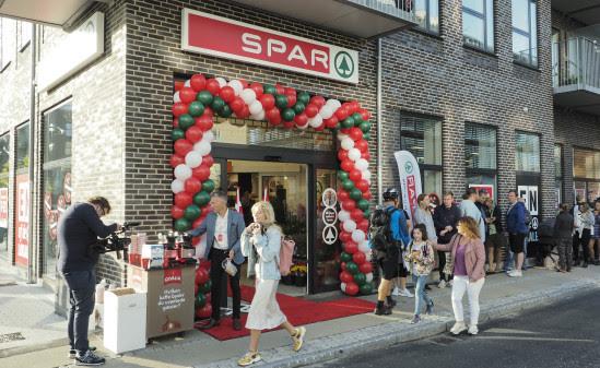 Ny SPAR i indre København