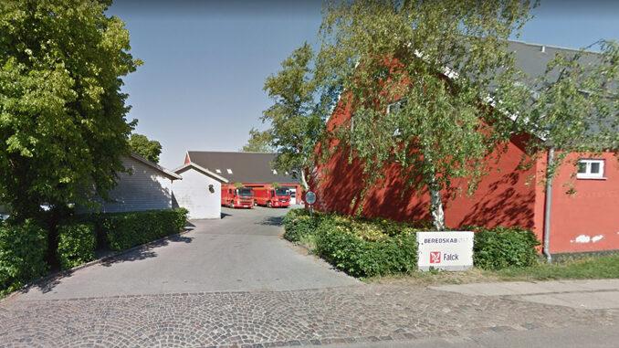 Ny brandslukningsaftale og ny brandstation
