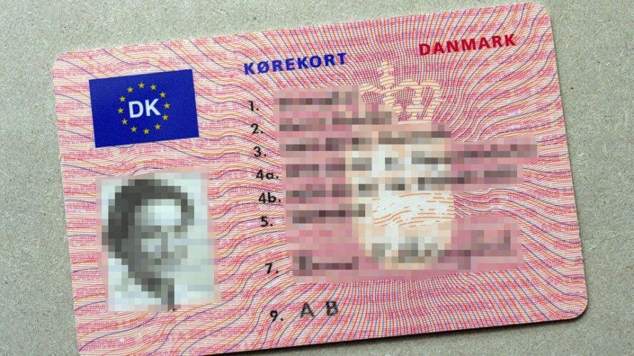 Kørekort kan nu hentes i digital udgave på mobilen