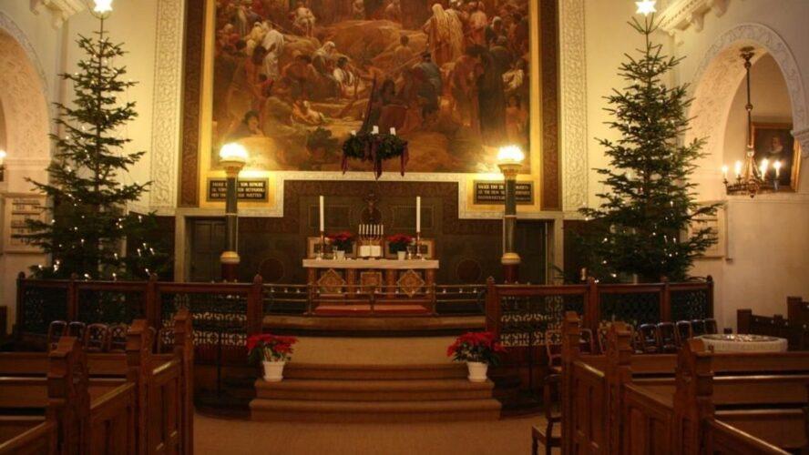 Biskopperne opfordrer kirkerne til at aflyse julegudstjenesterne