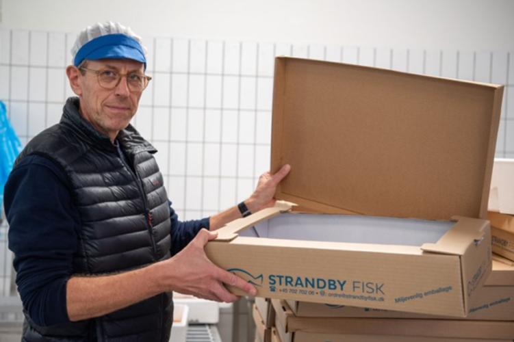Julechok hos fiskefirma: Alle ansatte sendt hjem med fyreseddel