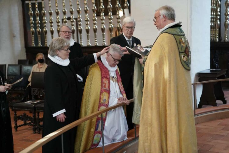 Ny biskop i Helsingør er indsat