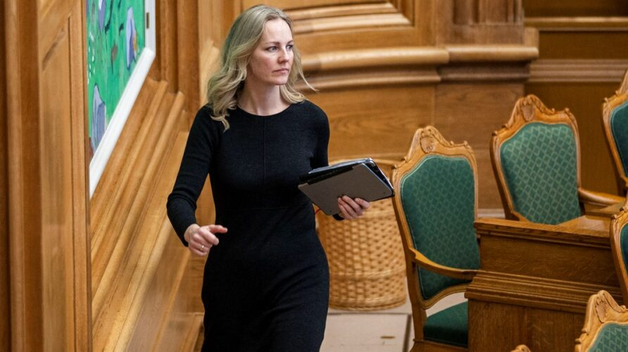 Ida Auken forlader Det Radikale Venstre