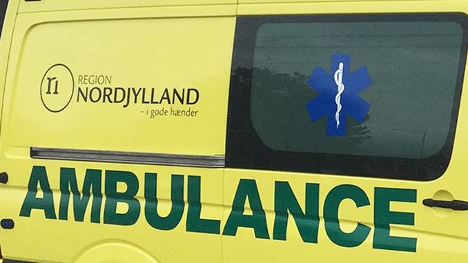 Falck mister ambulancekørslen i Region Nordjylland