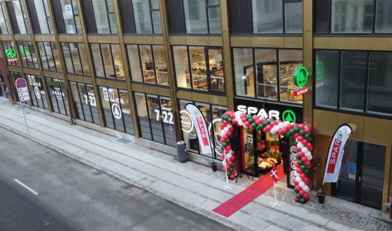 SPAR åbnet i indre København