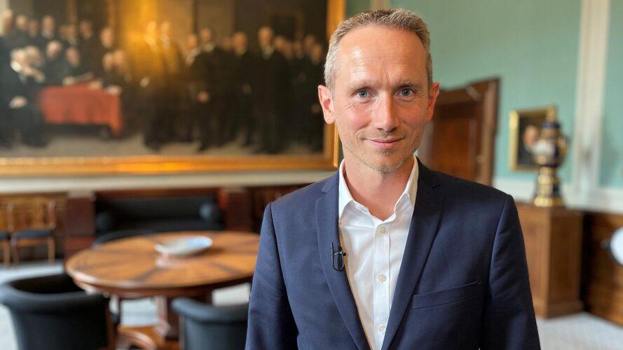 Kristian Jensen bliver særlig udsending for Danmark
