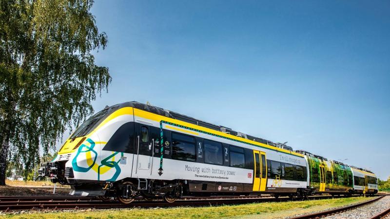 Region Sjælland udskifter gamle dieseltog med moderne batteritog