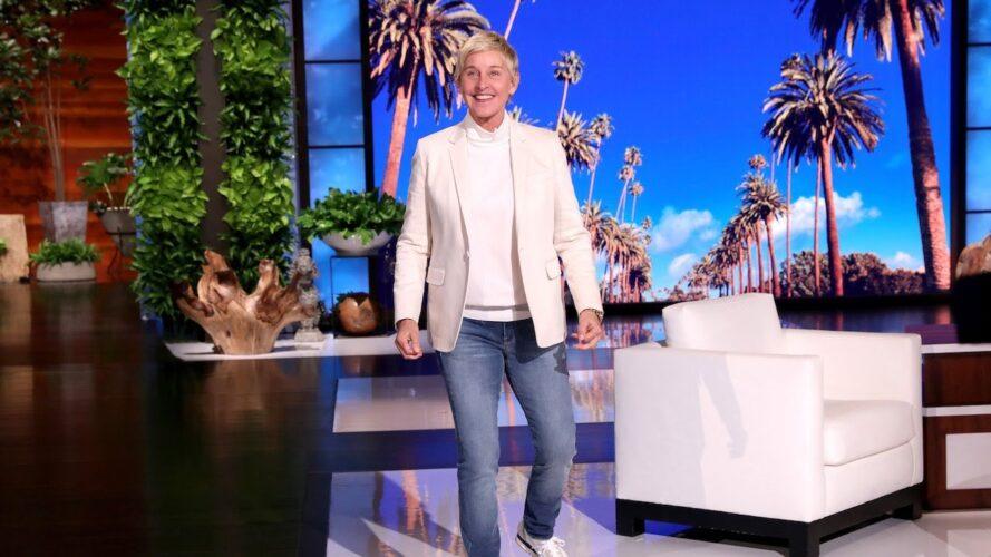 Ellen DeGeneres stopper sit populære talkshow