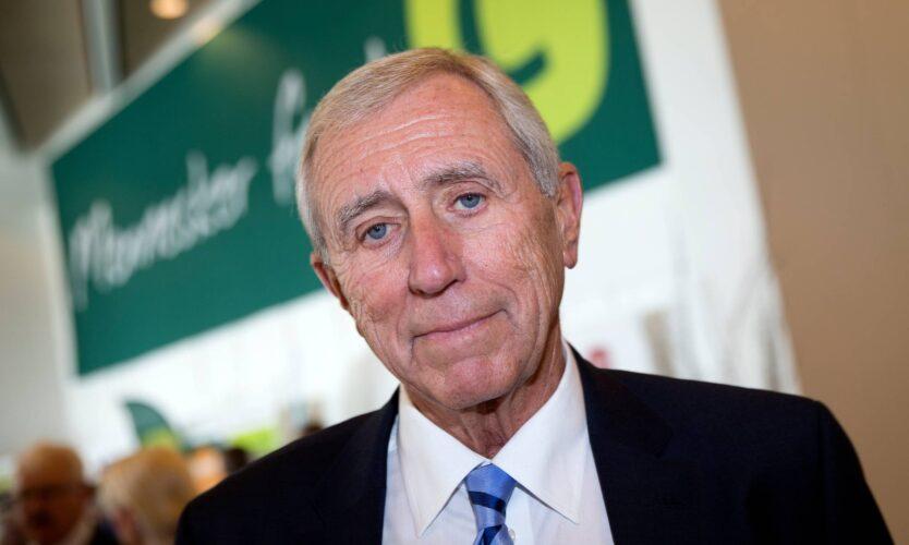 Dødsfald: Tidl. trafikminister Flemming Hansen (C)
