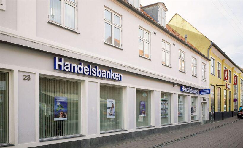 Handelsbanken vil sælge sin virksomhed i Danmark